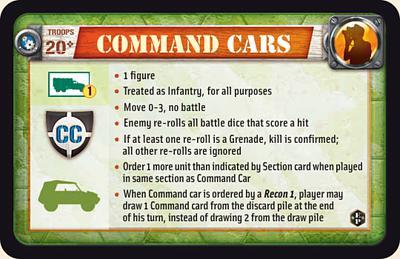 Command Cars