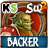 KS Backer - Orc